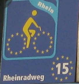 Rhein Radweg