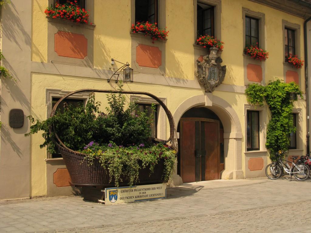 Fietsvakanties van andri henny blog archive dag 12 coburg bischofsgr n 93 km - Mand linnen huis van de wereld ...